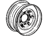 Toyota Pickup Spare Wheel - 42601-60072