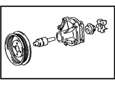 Toyota Paseo Water Pump - 16110-19107