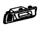 Toyota 55540-20021-02 Fuse Box Cover