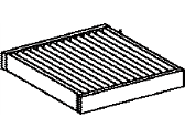 Toyota Cabin Air Filter - 87139-30040