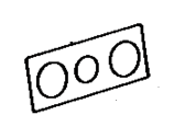 Toyota 81942-33040 Heater Control Name Sheet