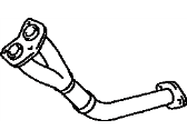 Toyota T100 Exhaust Pipe - 17410-62140