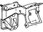 TOYOTA 90905-08003 Clutch Pedal Spring
