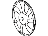 Scion Fan Blade - 16361-21090
