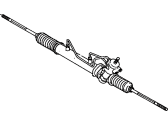 Reman Rack /& Pinion Genuine Toyota Parts 44250-12160-84