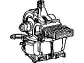Toyota 87105-95J00 Heater Blower Fan Sub Assembly