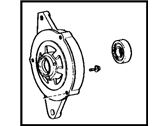 1981 Toyota Starlet Alternator Case Kit - 27310-13050