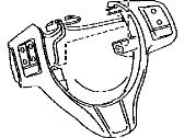 TOYOTA Genuine 84250-42040-B0 Steering Pad Switch Assembly