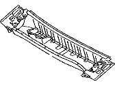 Toyota 55714-07030 Cowl Panel