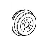 Toyota Wheel Bearing - 04421-35020