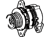 Toyota Pickup Alternator - 27060-35060