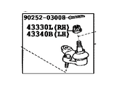 Toyota Ball Joint - 43330-29405