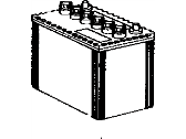 1978 Toyota Celica Car Batteries - 28800-38010
