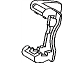 Toyota 47721-07071 Disc Brake Caliper Bracket
