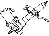 Toyota Yaris Steering Column - 45200-52300