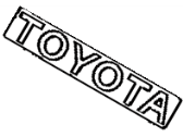 Toyota MR2 Emblem - 75311-17010-04