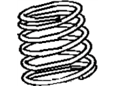 Toyota MR2 Coil Springs - 48231-17320