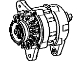 Toyota Pickup Alternator - 27060-65010