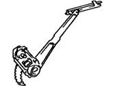 Toyota Pickup Window Regulator - 69802-89107