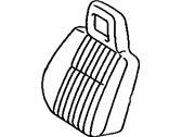 TOYOTA Genuine 71862-16030-04 Seat Cushion Shield
