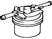 1977 Toyota Corolla Fuel Filter - 23300-25020