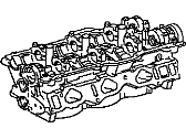 Toyota Land Cruiser Cylinder Head - 11101-59167