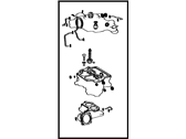 Toyota 04211-45160 CARBURETOR KIT