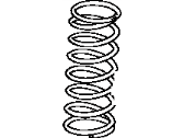 Toyota Coil Springs - 48131-35350