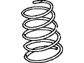 Toyota Corolla Coil Springs - 48131-02M90