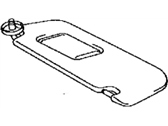 Cover 74612-52030-A0 Genuine Toyota Parts Assist Grip