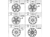 Toyota 42611-42260 WHEEL, DISC