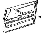 Toyota 67402-16090 Door Frame