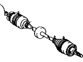 Scion Drive Shaft - 43420-52070