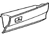 Toyota 55501-06031-B1 Glove Compartment Door