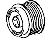 Toyota Alternator Pulley - 27415-0W053
