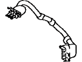 Toyota G1148-47080 CABLE, MOTOR