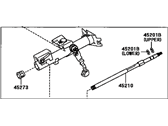 Scion Steering Column - 45250-52080