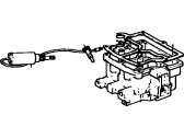 Toyota 21622-24440 Air Horn Gasket