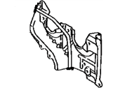 Toyota 11356-63030 End Plate