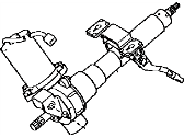 Toyota Yaris Steering Column - 45200-52820