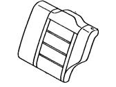 TOYOTA Genuine 71071-16331-03 Seat Cushion Cover